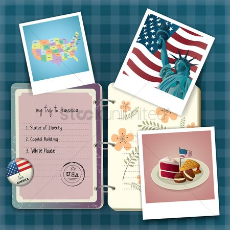 Pastry : America trip planner
