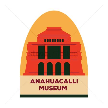 Museums : Anahuacalli museum
