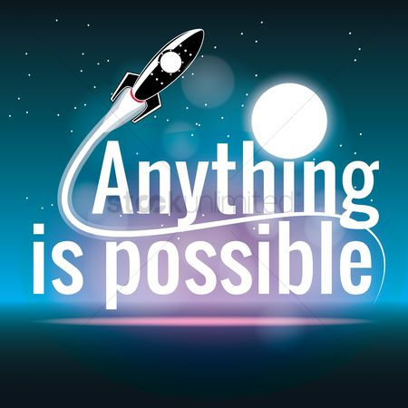 Moon : Anything is possible