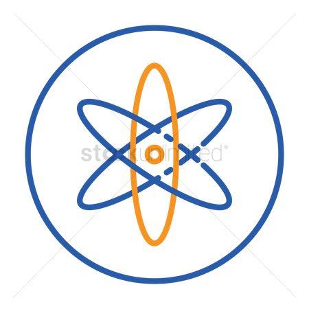 1589575 Atomic Structure Atom