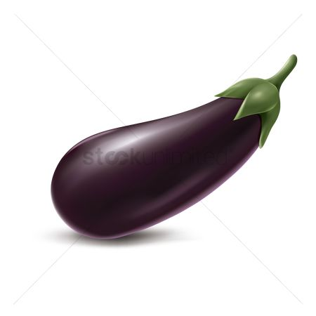 Nutritions : Aubergine