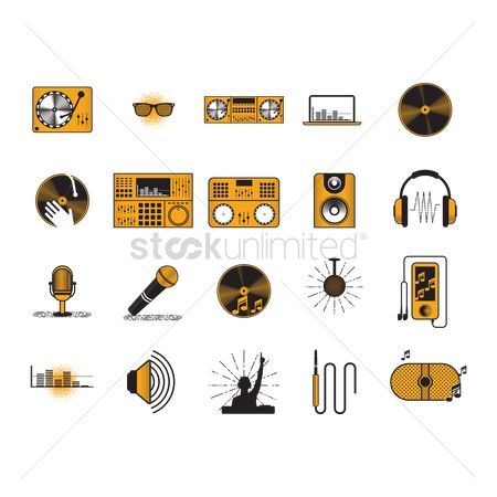 Volume : Audio equipment collection