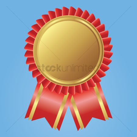 Reward : Award ribbon