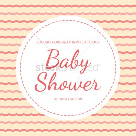 Free you are invited to our baby shower stock vectors stockunlimited 1795991 you are invited to our baby shower baby shower invitation filmwisefo