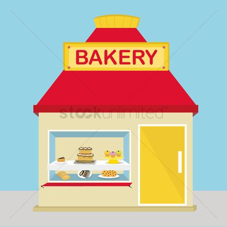 Biscuit : Bakery shop