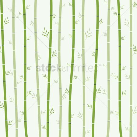 Zen : Bamboo shoot background