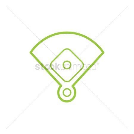 Free Baseball Home Plate Stock Vectors Stockunlimited