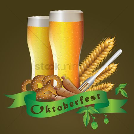 Wheats : Bavarian food