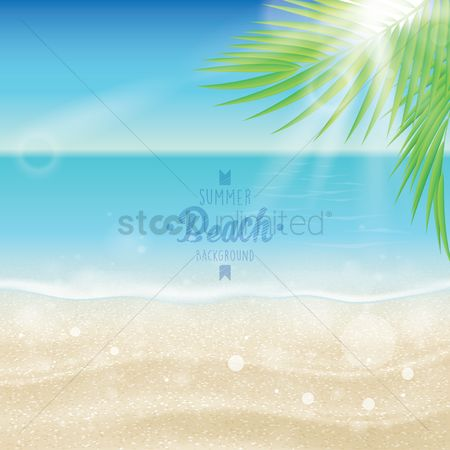 Summer : Beach wallpaper