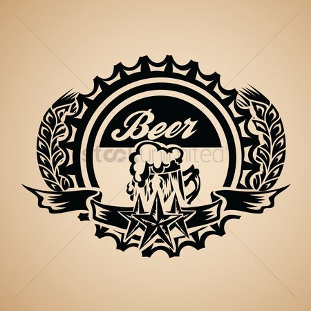 Laurel : Beer emblem
