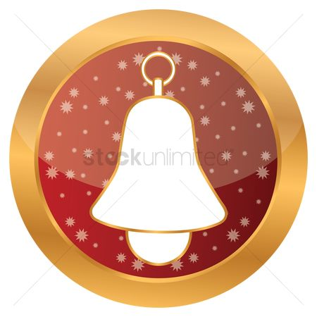 Jingle bells : Bell icon