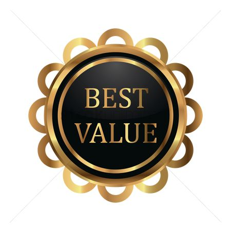 Value : Best value label