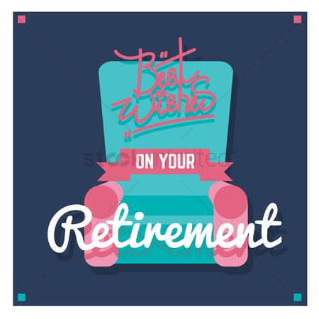 Compliment : Best wishes on your retirement