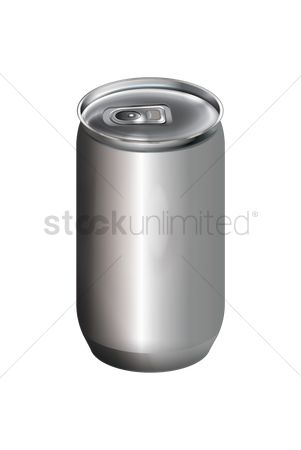 Soda drink : Beverage can