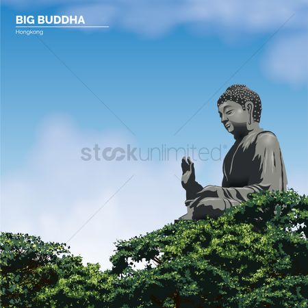 Attractions : Big buddha background