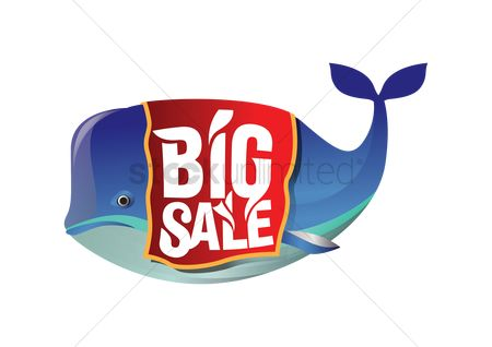 Huge : Big sale label