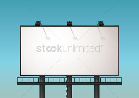 Signages : Billboard