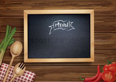 Eat : Blackboard menu