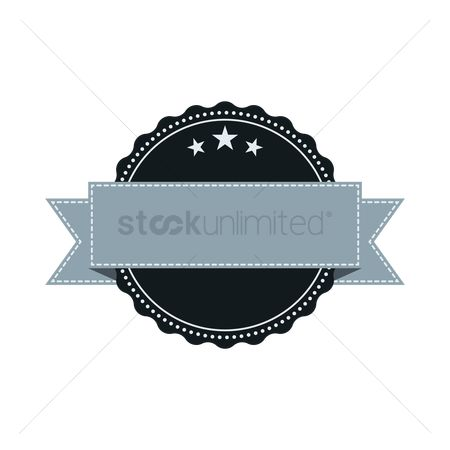 1959763 Vintage Logo Badge Blank Label Design