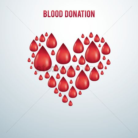Drips : Blood donation design