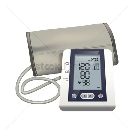 Clinicals : Blood pressure machine