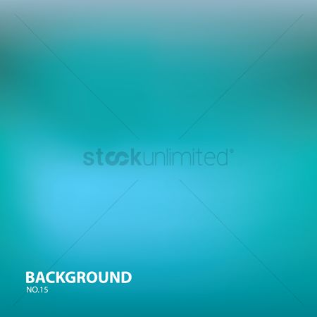 Gradients : Blurred background
