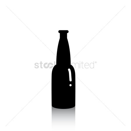 Pub : Bottle of german beer