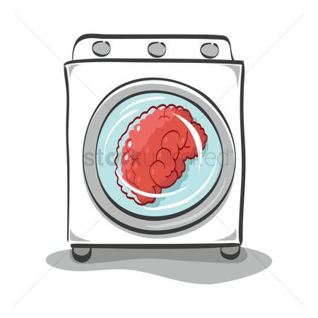 Washing machine : Brain washing