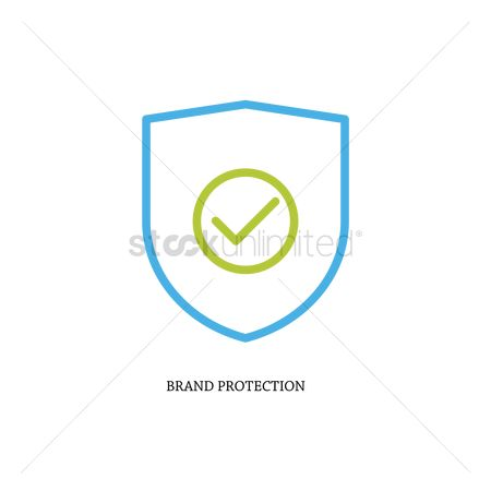 Multimedias : Brand protection concept