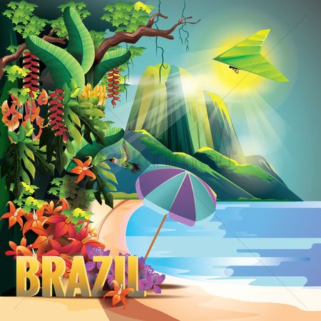 Holiday : Brazil