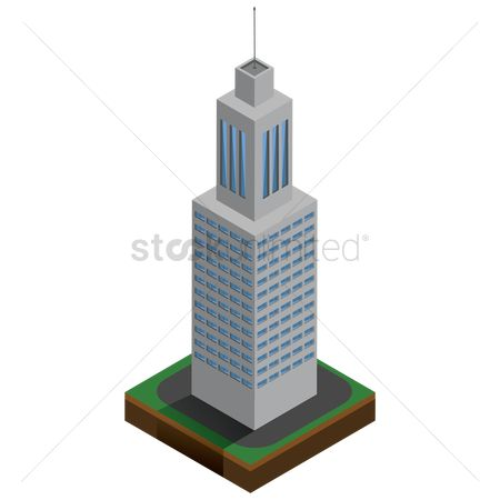 Skyscraper : Building