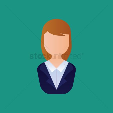 Businesspeople : Business woman