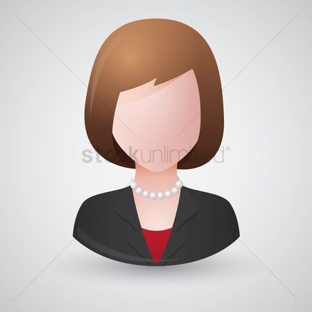 Businesspeople : Businesswoman