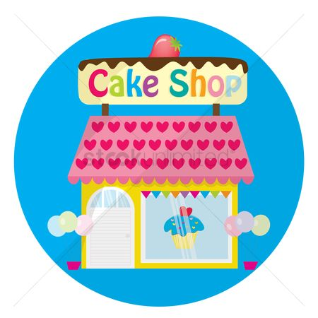 Confections : Cake shop