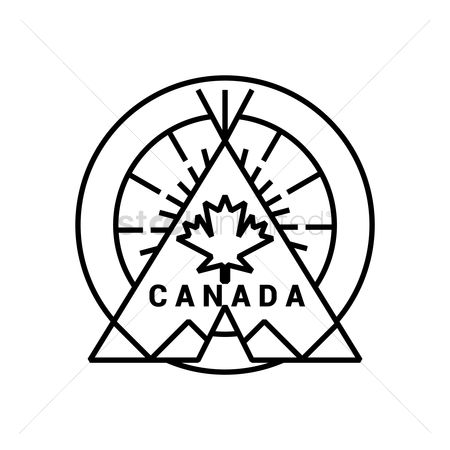 1587803 Conical tent  Canada label  sc 1 st  StockUnlimited & Free Conical Tent Stock Vectors | StockUnlimited