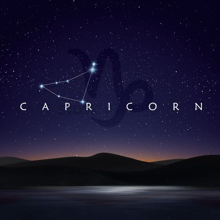 Horoscopes : Capricorn constellation