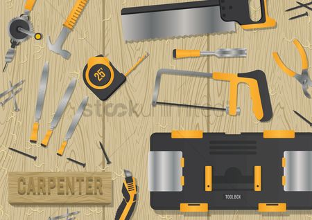 Handy : Carpenter workspace design