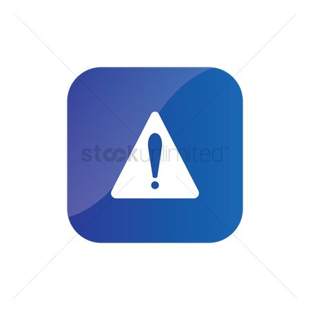 Beware : Caution icon