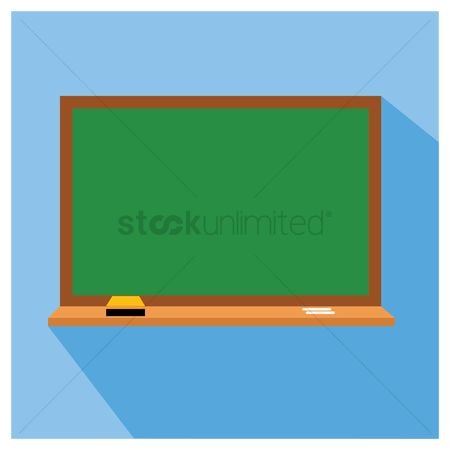Whiteboard : Chalkboard