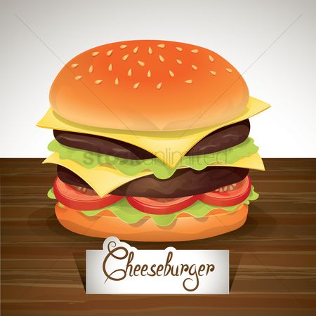 Eat : Cheeseburger