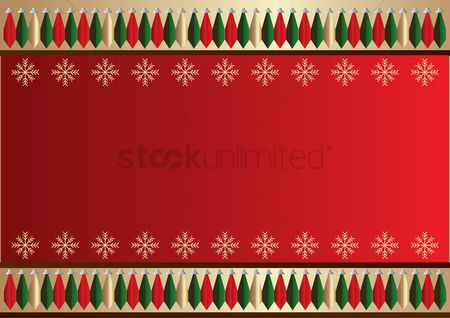 Invitations : Christmas card