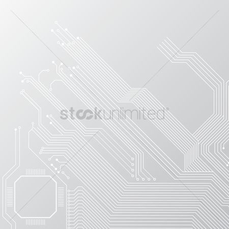 Electronic : Circuit board with processor