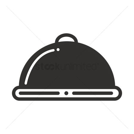 Servings : Cloche icon