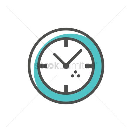 Minute : Clock icon