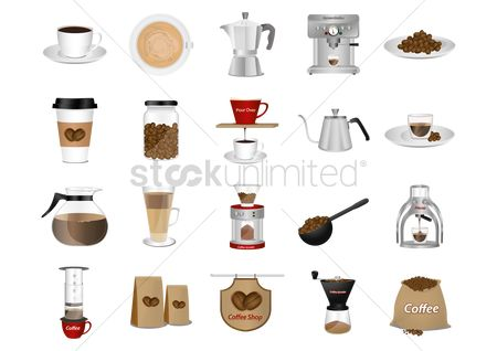 Makers : Coffee collection