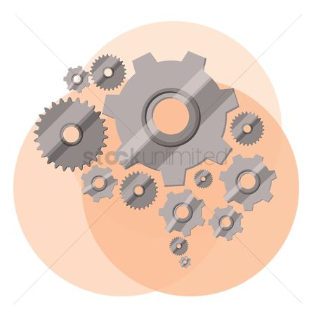 Technicals : Cogwheel and gears