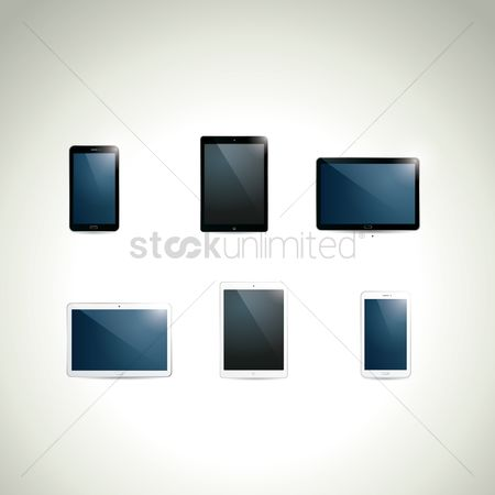 Pad : Collection of digital tablets