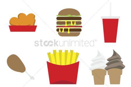 free chicken nuggets stock vectors stockunlimited rh stockunlimited com chicken nuggets clipart