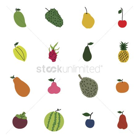 Starfruit : Collection of fruits