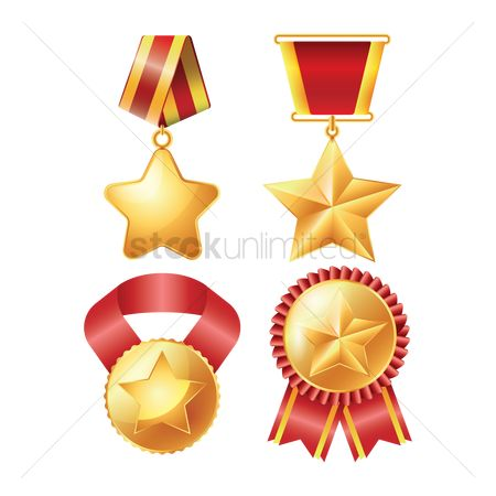 Achievement : Collection of medals